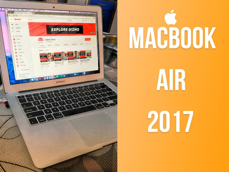 MacBook Air 13 inch review 2017