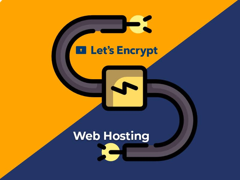 let's encrypt web hosting providers